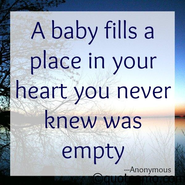 Quotes about BABY