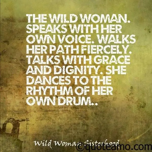 Quotes about WOMAN