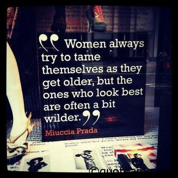Women Quotes and Sayings