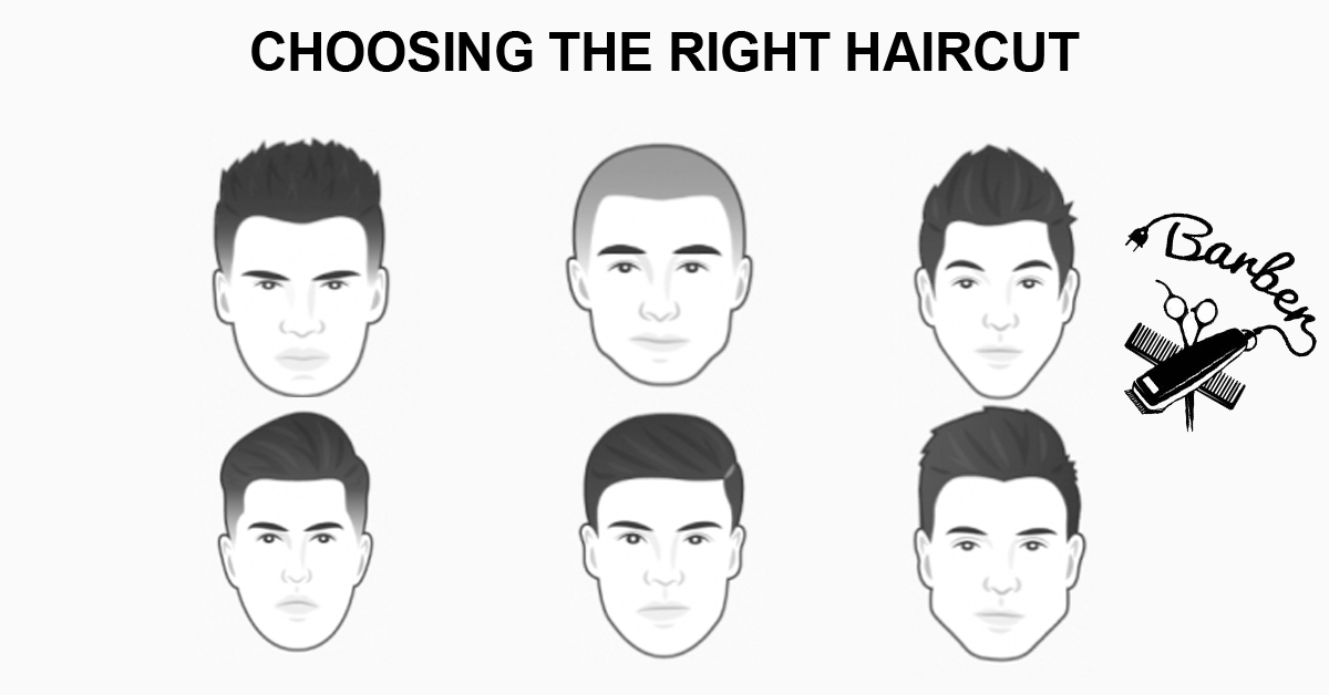 The Perfect Mens Guide To Choosing The Right Haircut For