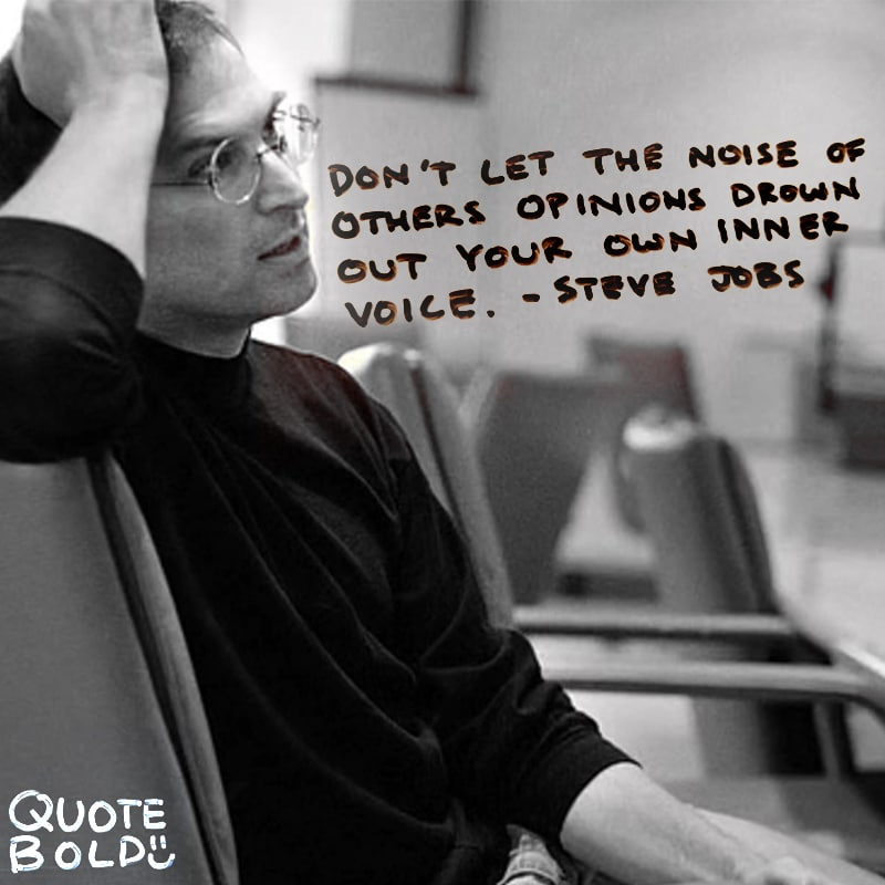 13+ Inspiring Steve Jobs Quotes [Handwritten Images + Reflections]