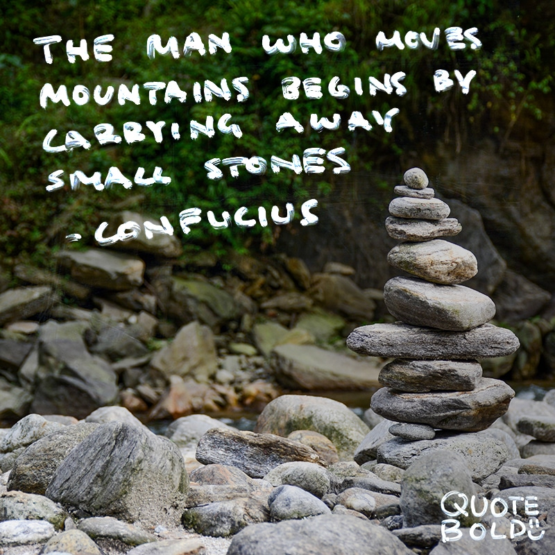 tuesday motivational quote Confucius