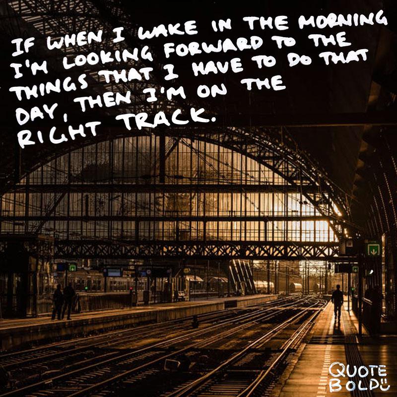 good morning quotes Demetri Martin
