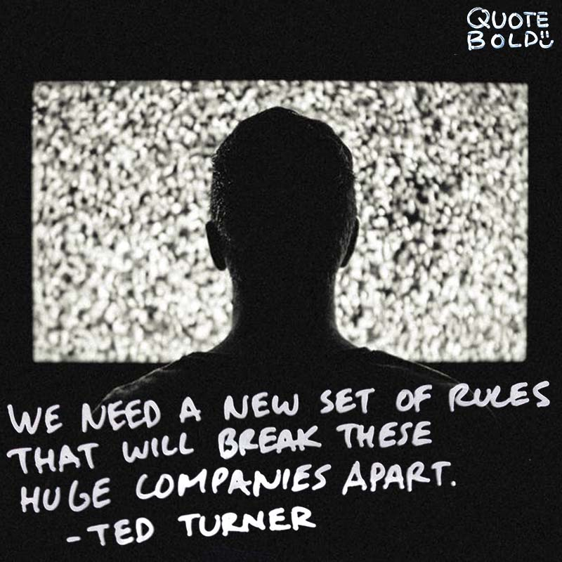 business owner quotes - Ted Turner