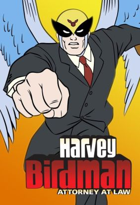 best harvey birdman attorney