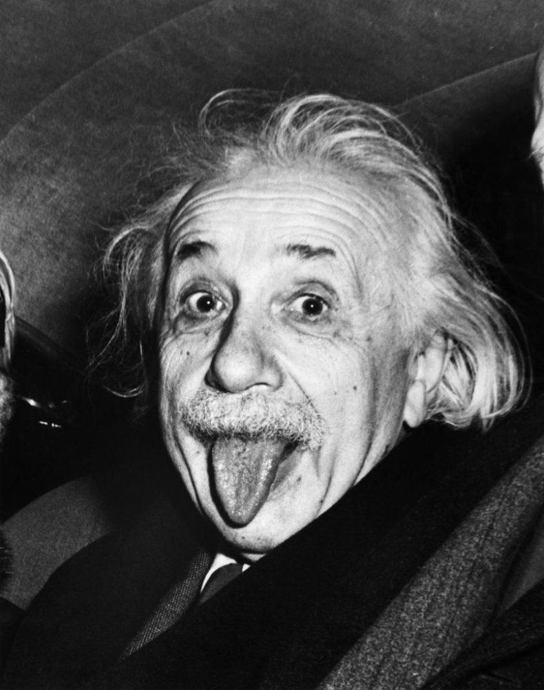 albert einstein 808x1024 - Albert Einstein - Explain it to a six-year-old - Quote