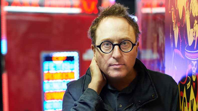 Jon Ronson Its much easier to give flowers than to receive them Quote 1024x576 - Jon Ronson - Flowers - Quote