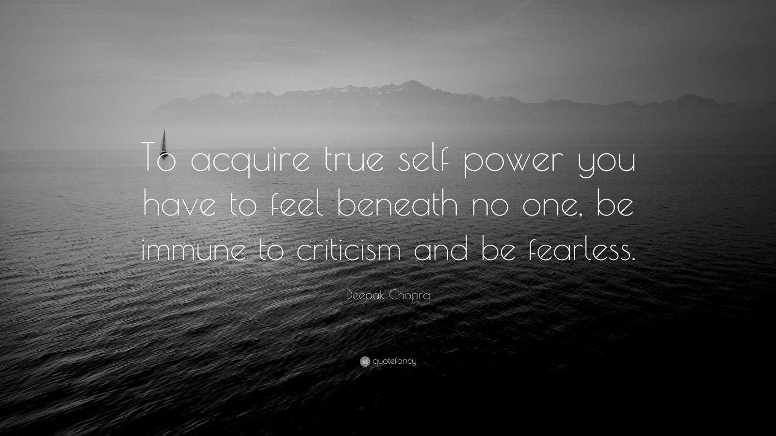 John Lennon Wallpaper Quotes Deepak Chopra Quote To Acquire True Self Power You Have