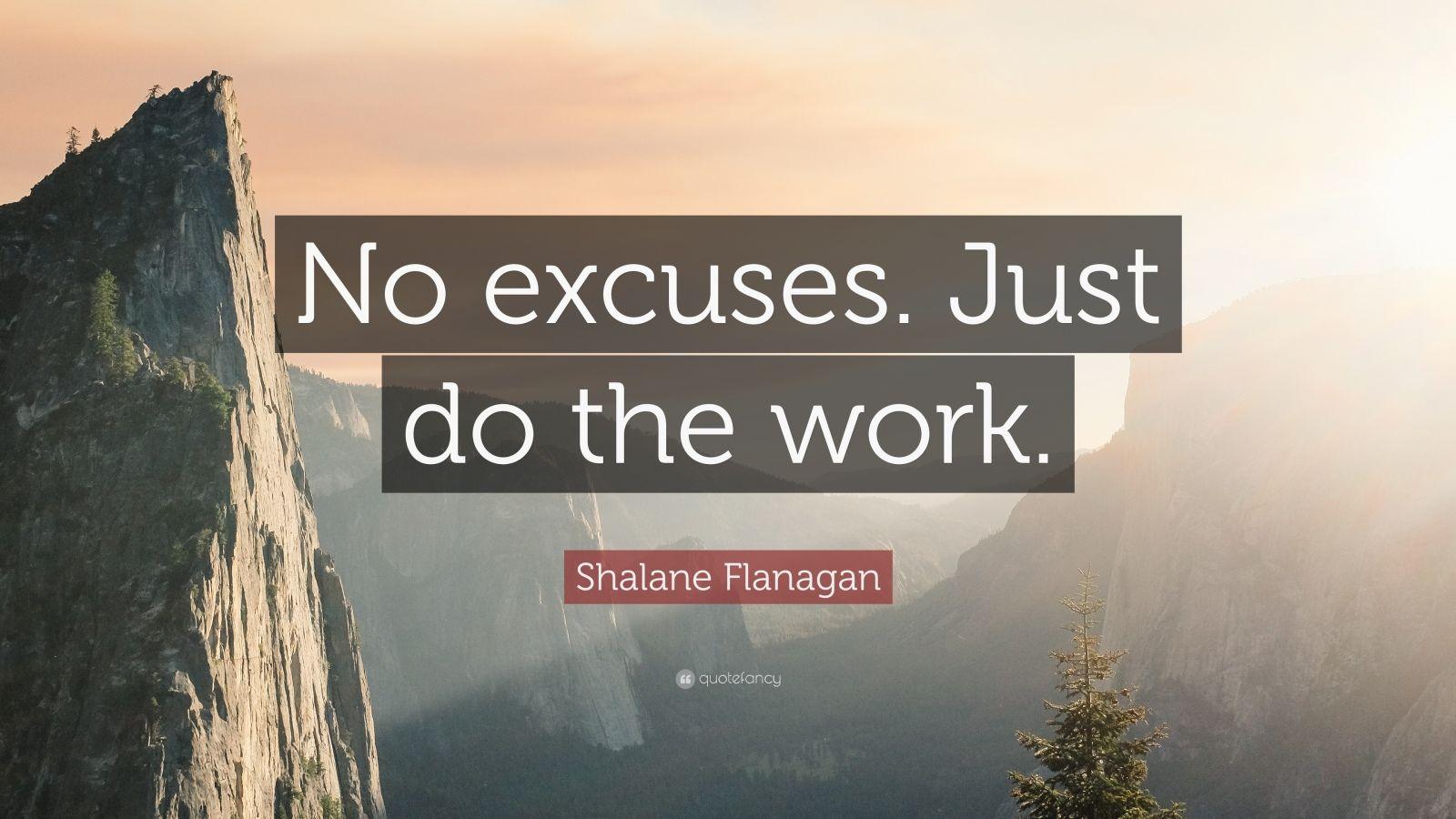 Swami Vivekananda Quotes Wallpaper Shalane Flanagan Quote No Excuses Just Do The Work