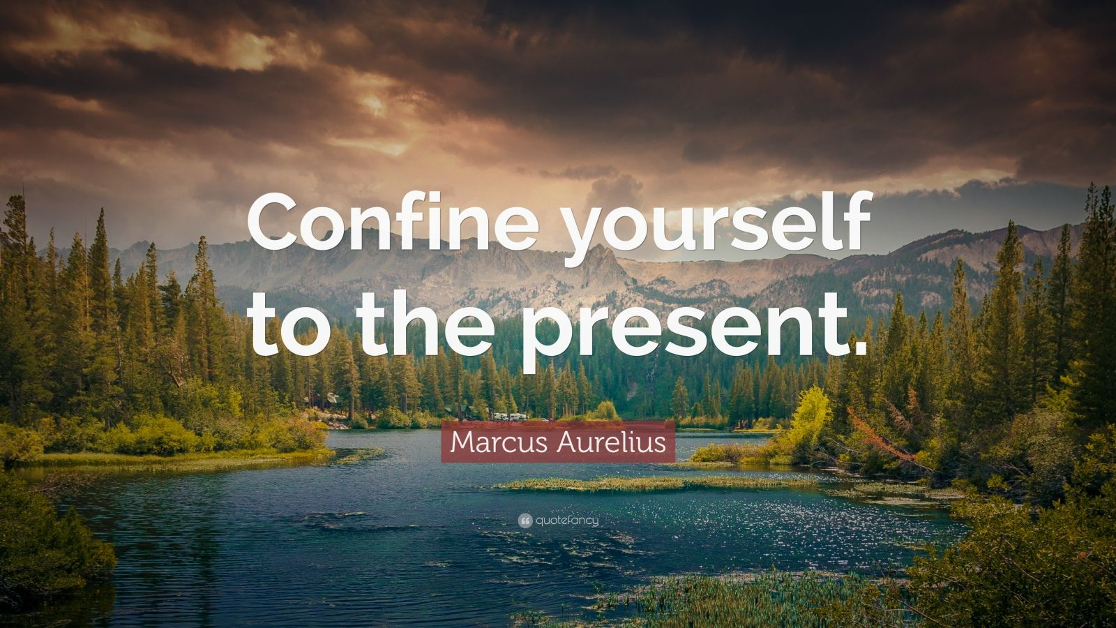 Dalai Lama Quotes Wallpaper Marcus Aurelius Quote Confine Yourself To The Present