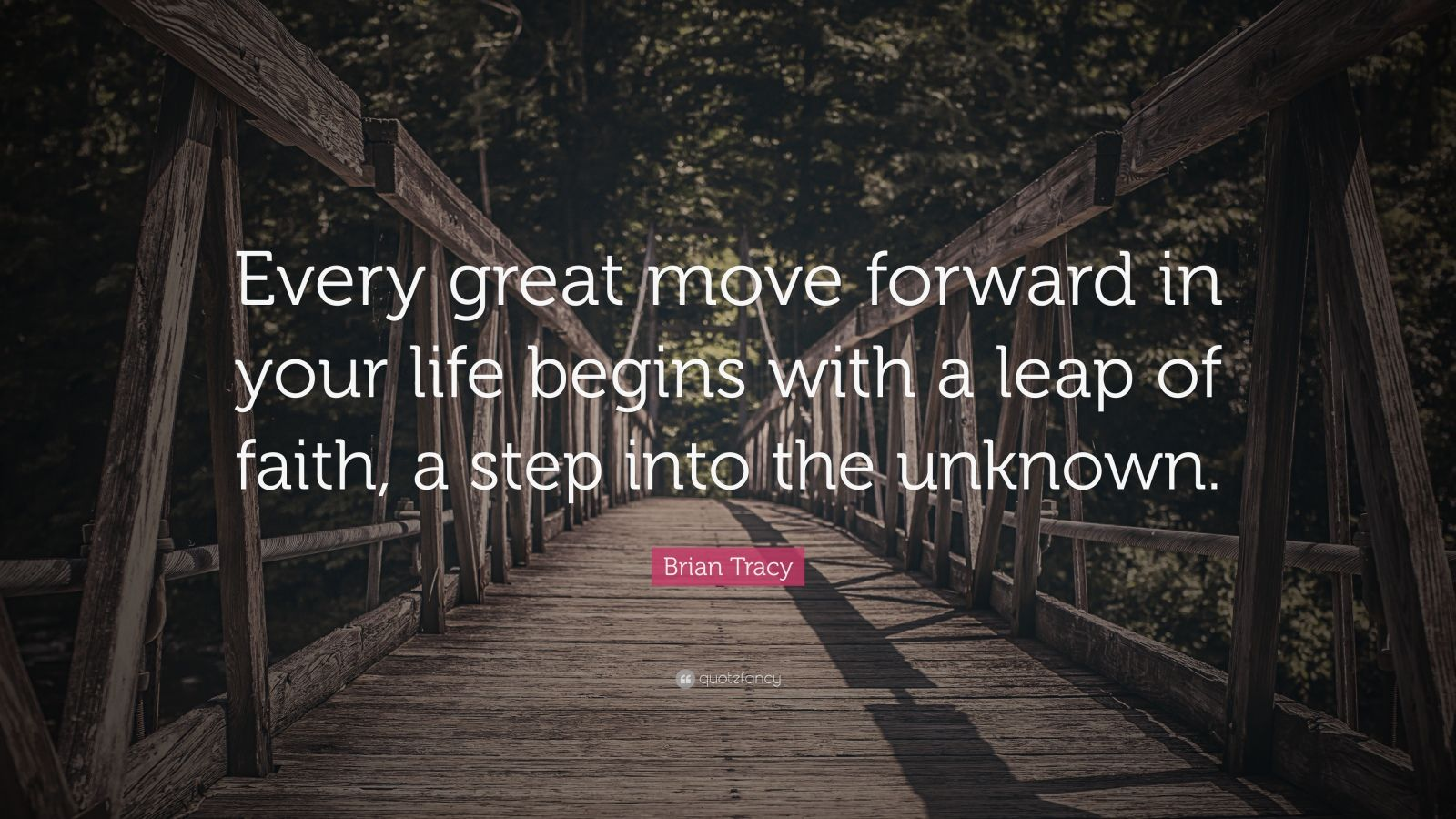Brian Tracy Quotes Wallpaper Brian Tracy Quote Every Great Move Forward In Your Life