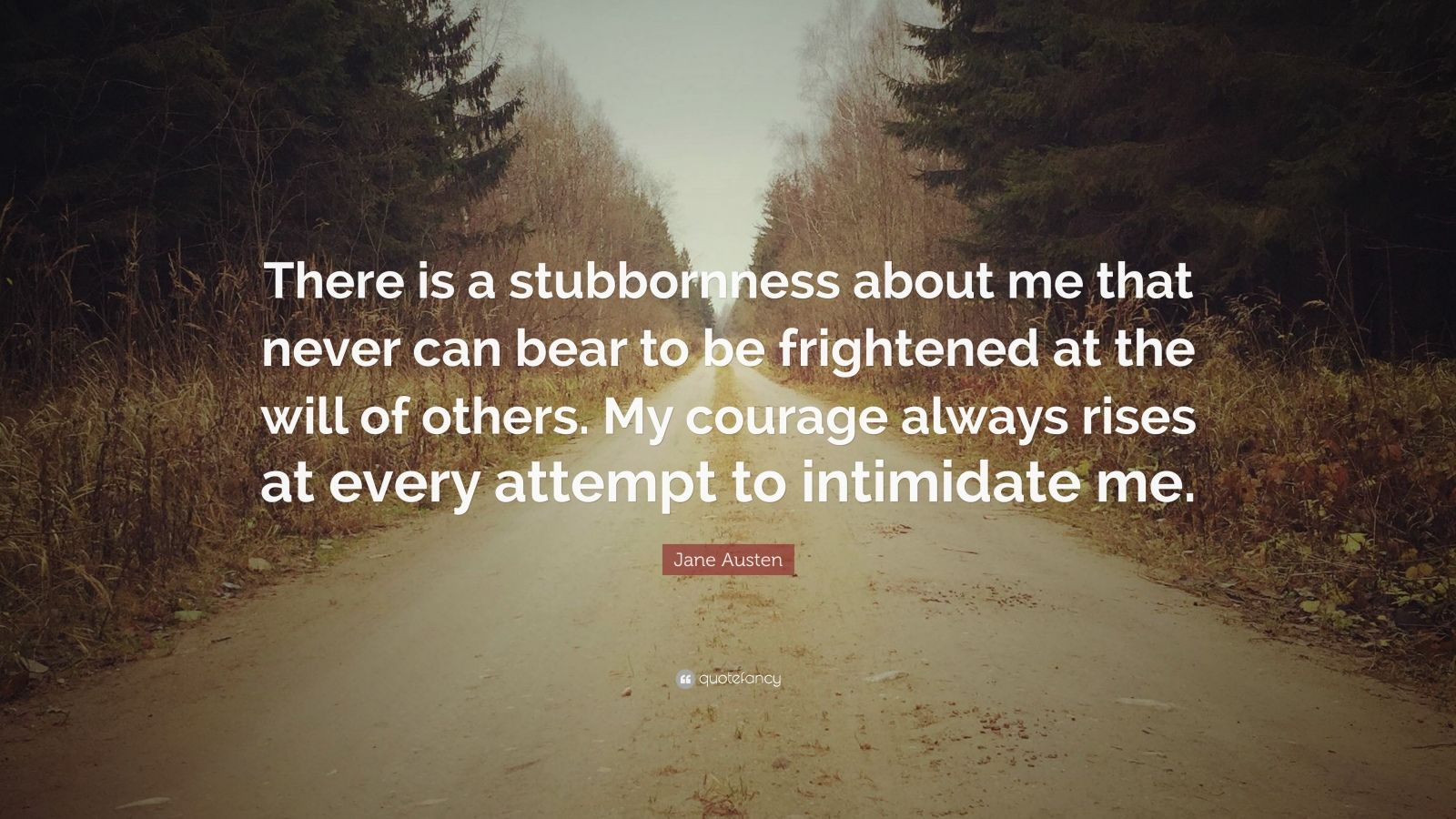 Jane Austen Quotes Wallpaper Jane Austen Quote There Is A Stubbornness About Me That