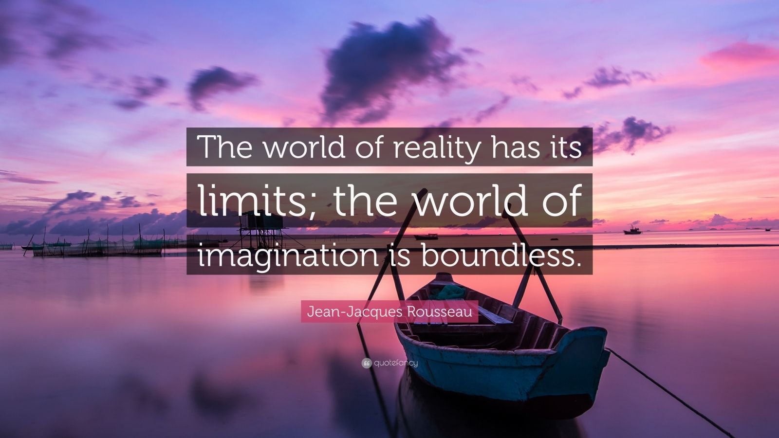 Vincent Van Gogh Quotes Wallpaper Jean Jacques Rousseau Quote The World Of Reality Has Its