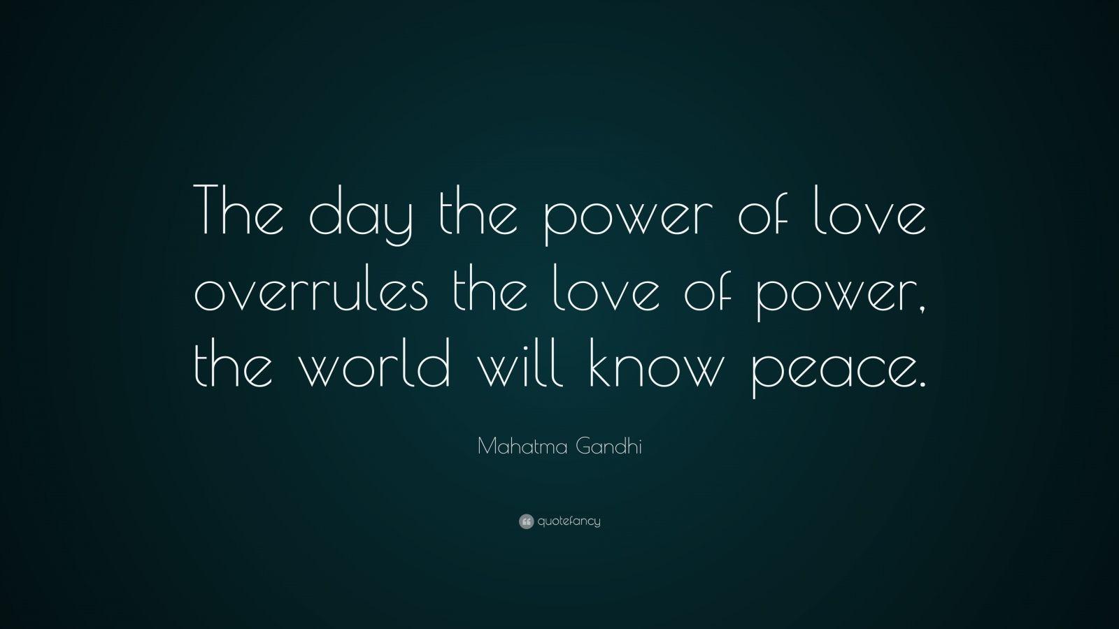 Mahatma Gandhi Quotes Power | das leben ist schön zitate