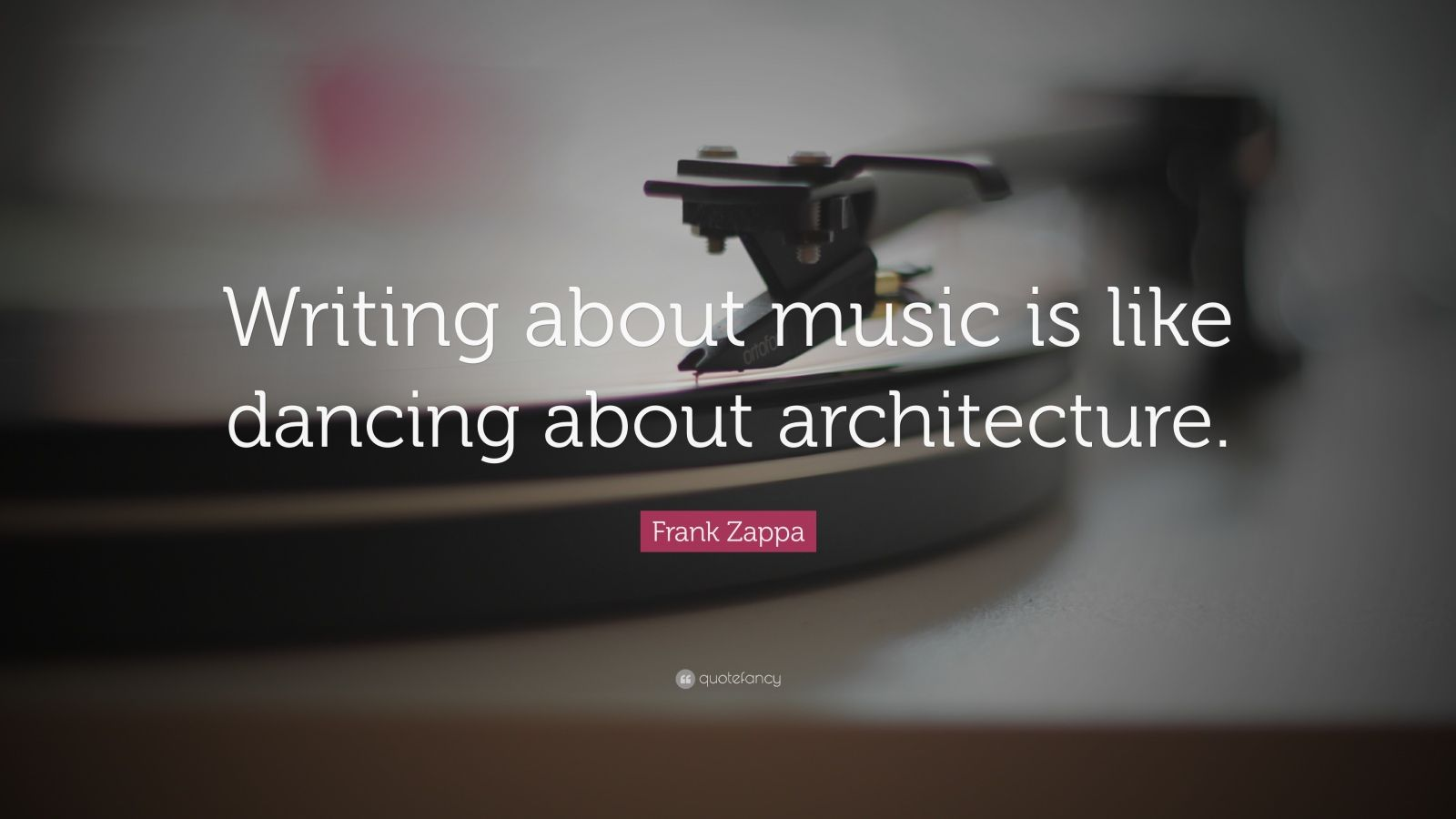 Mother Teresa Quotes Wallpapers Frank Zappa Quote Writing About Music Is Like Dancing