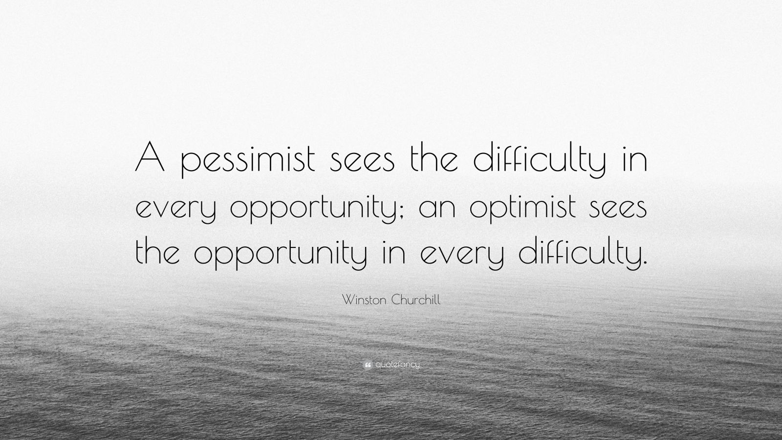 Elon Musk Quotes Wallpapers Winston Churchill Quote A Pessimist Sees The Difficulty