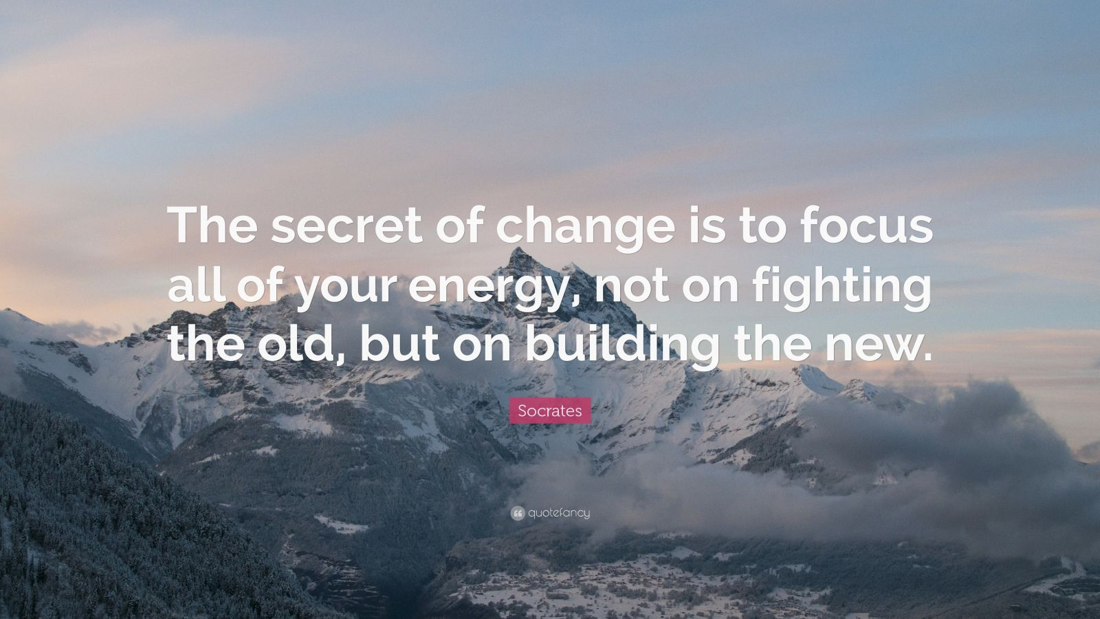 Shakespeare Wallpapers With Quotes Socrates Quote The Secret Of Change Is To Focus All Of