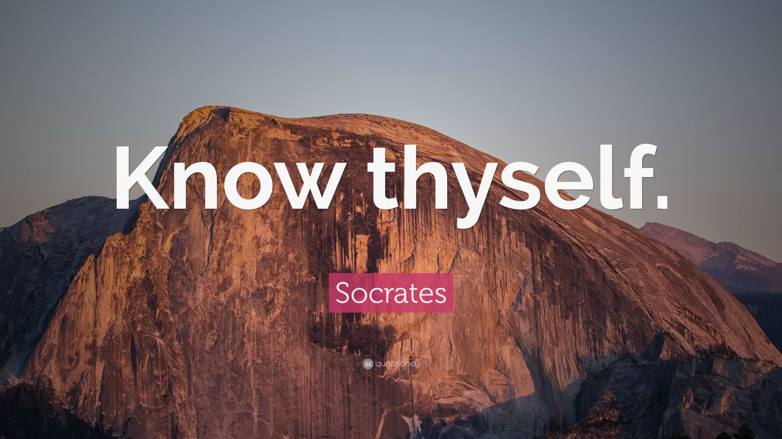 Dalai Lama Wallpaper Quotes Socrates Quote Know Thyself 32 Wallpapers Quotefancy