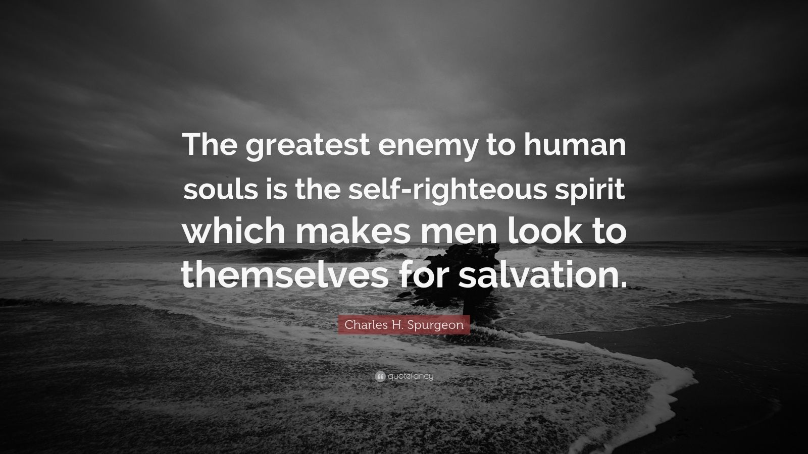 Men Quote Wallpaper Charles H Spurgeon Quote The Greatest Enemy To Human