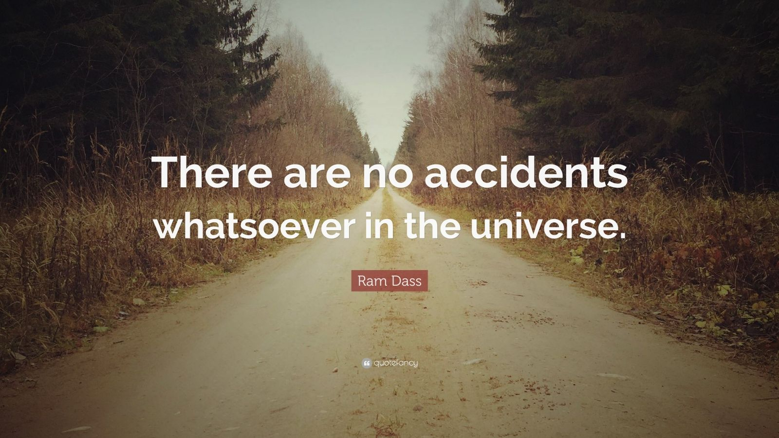 Wallpaper Of Yoga Quote Ram Dass Quote There Are No Accidents Whatsoever In The