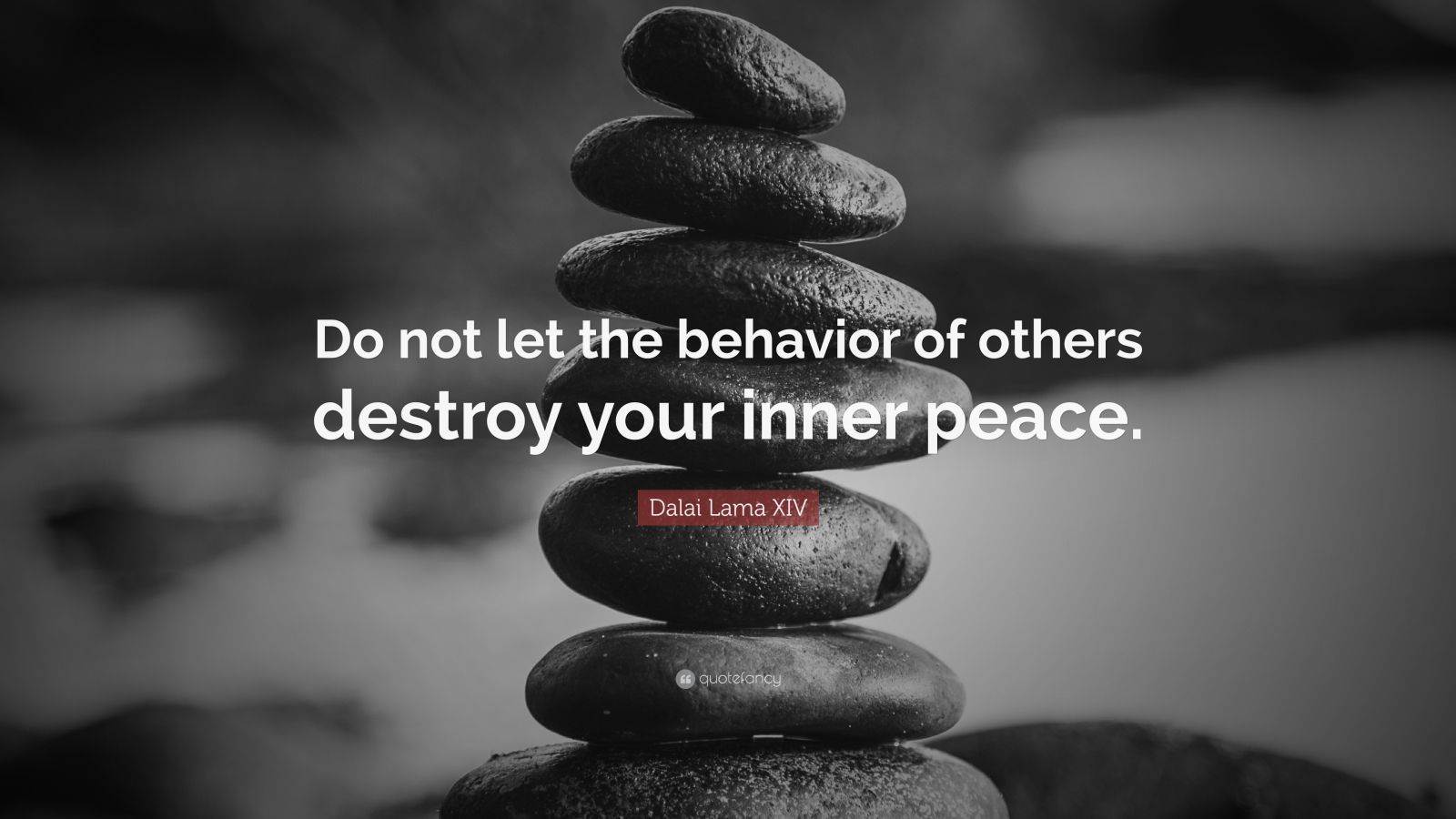 Socrates Wallpaper Quotes Dalai Lama Xiv Quote Do Not Let The Behavior Of Others