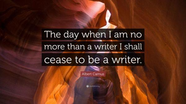 Albert Camus Quote Day