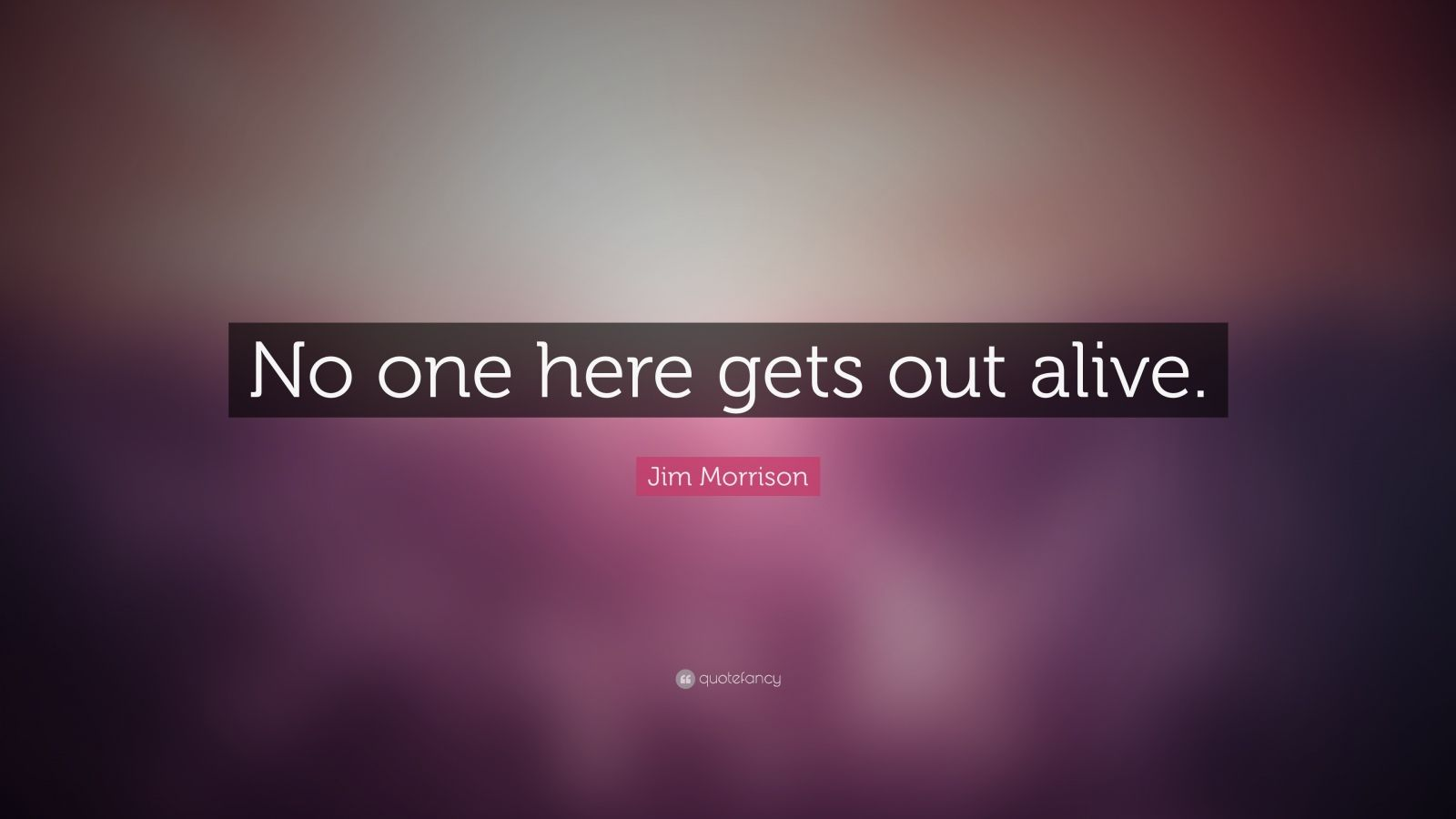 Theodore Roosevelt Quotes Wallpaper Jim Morrison Quote No One Here Gets Out Alive 15