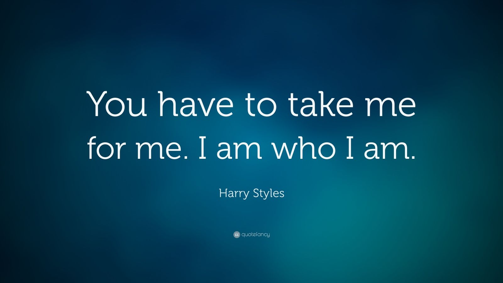 Quotes Accept Who I Am Me