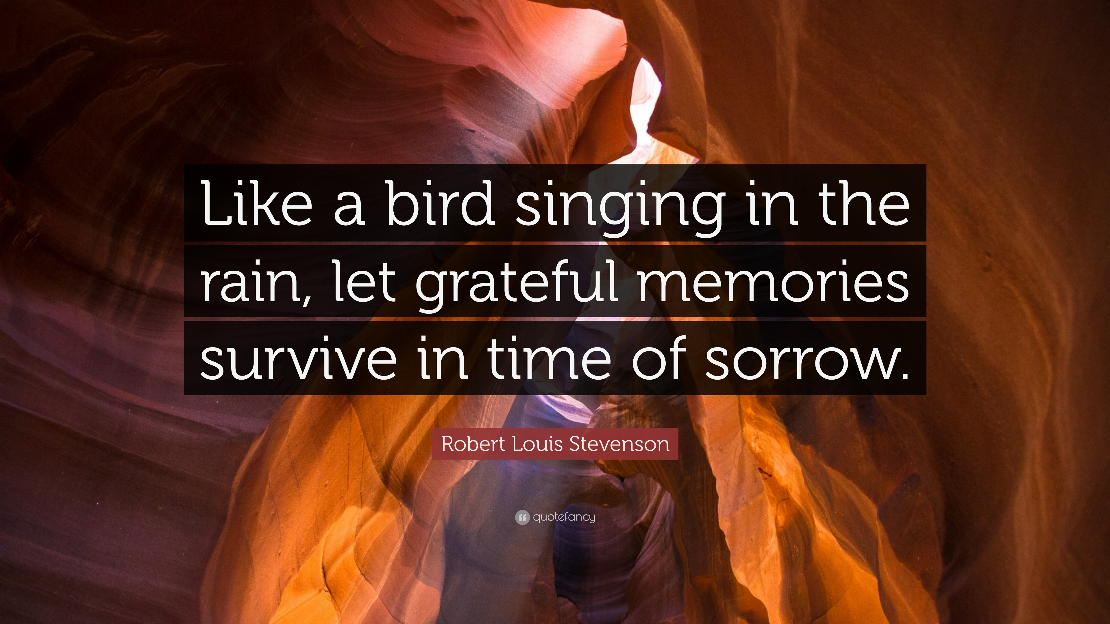 Vegan Quotes Wallpaper Robert Louis Stevenson Quote Like A Bird Singing In The