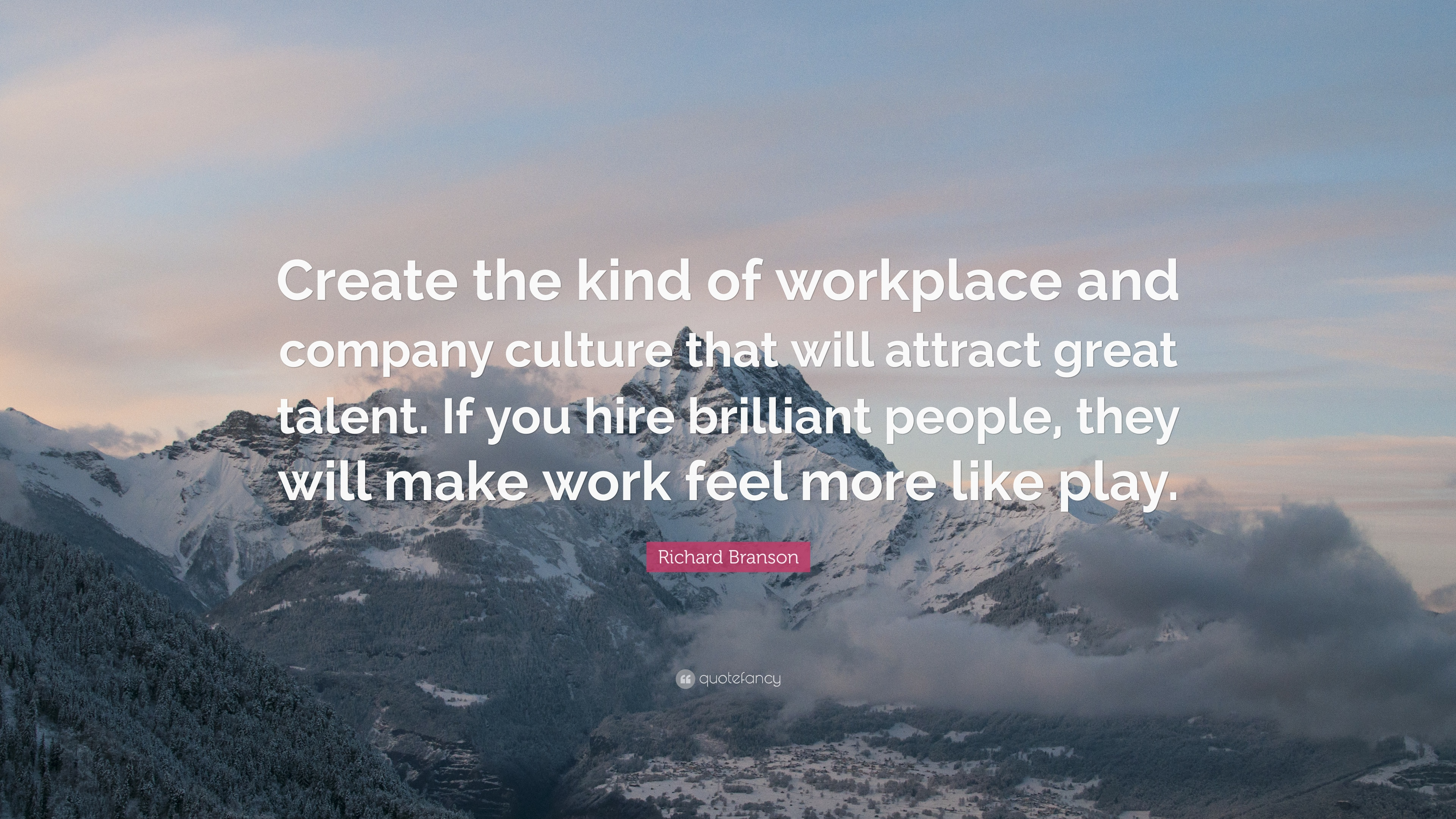 Gary Vaynerchuk Quotes Wallpaper Richard Branson Quote Create The Kind Of Workplace And