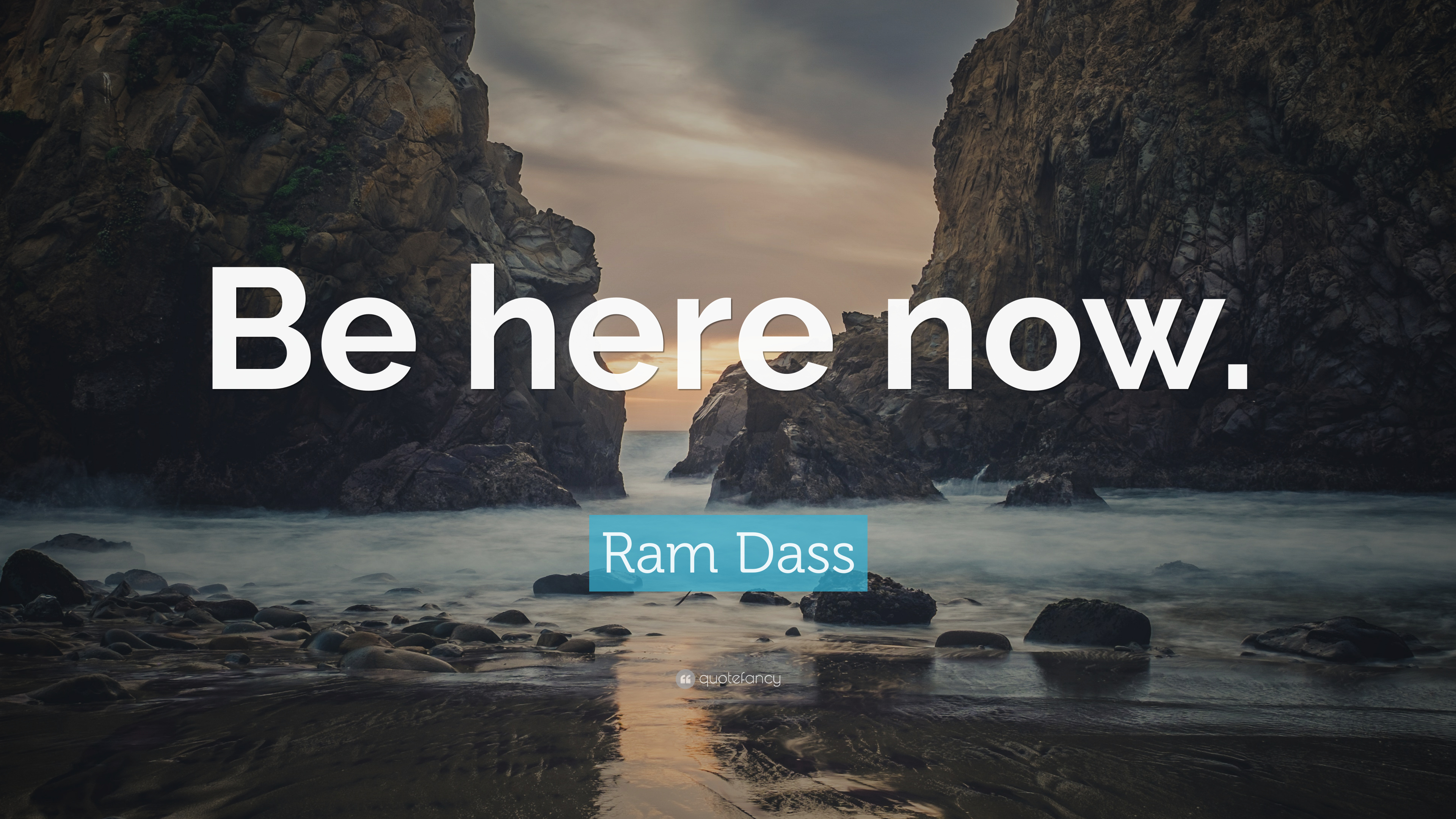 Yoga Quotes Wallpaper Ram Dass Quote Be Here Now 26 Wallpapers Quotefancy