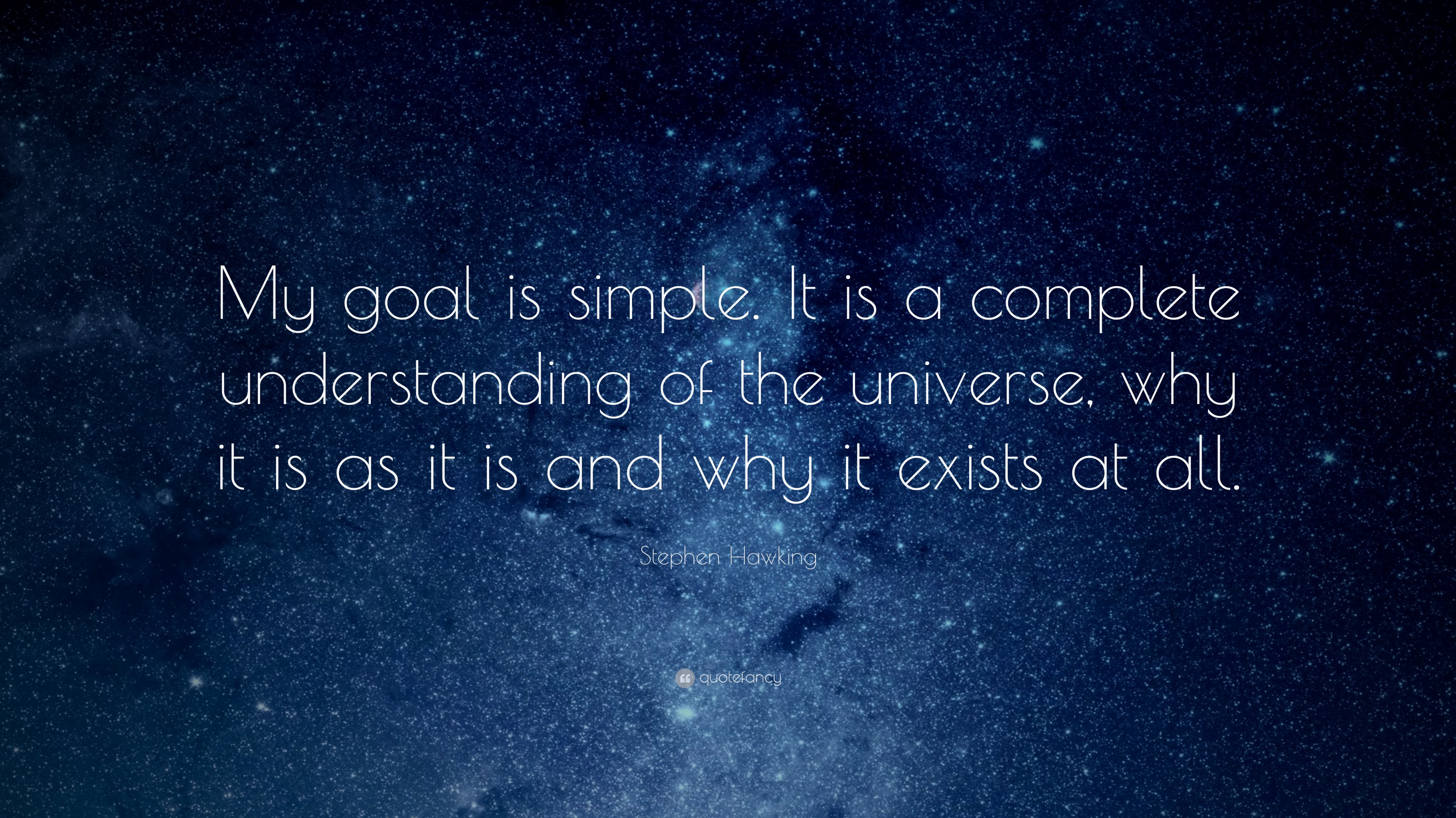 Nikola Tesla Quotes Iphone Wallpapers Stephen Hawking Quote My Goal Is Simple It Is A