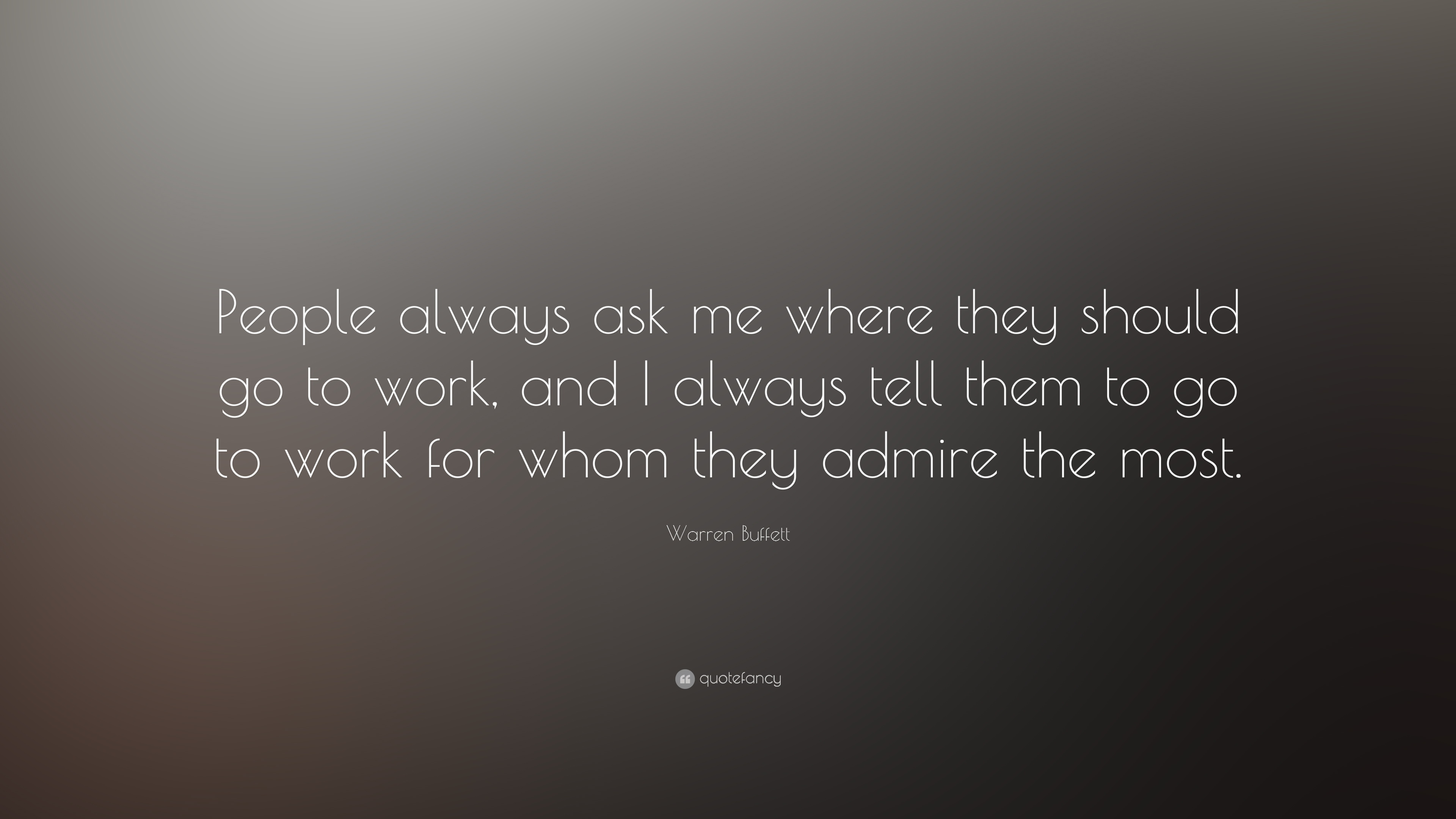 Comfort Zone Motivational Quotes Wallpaper Warren Buffett Quote People Always Ask Me Where They