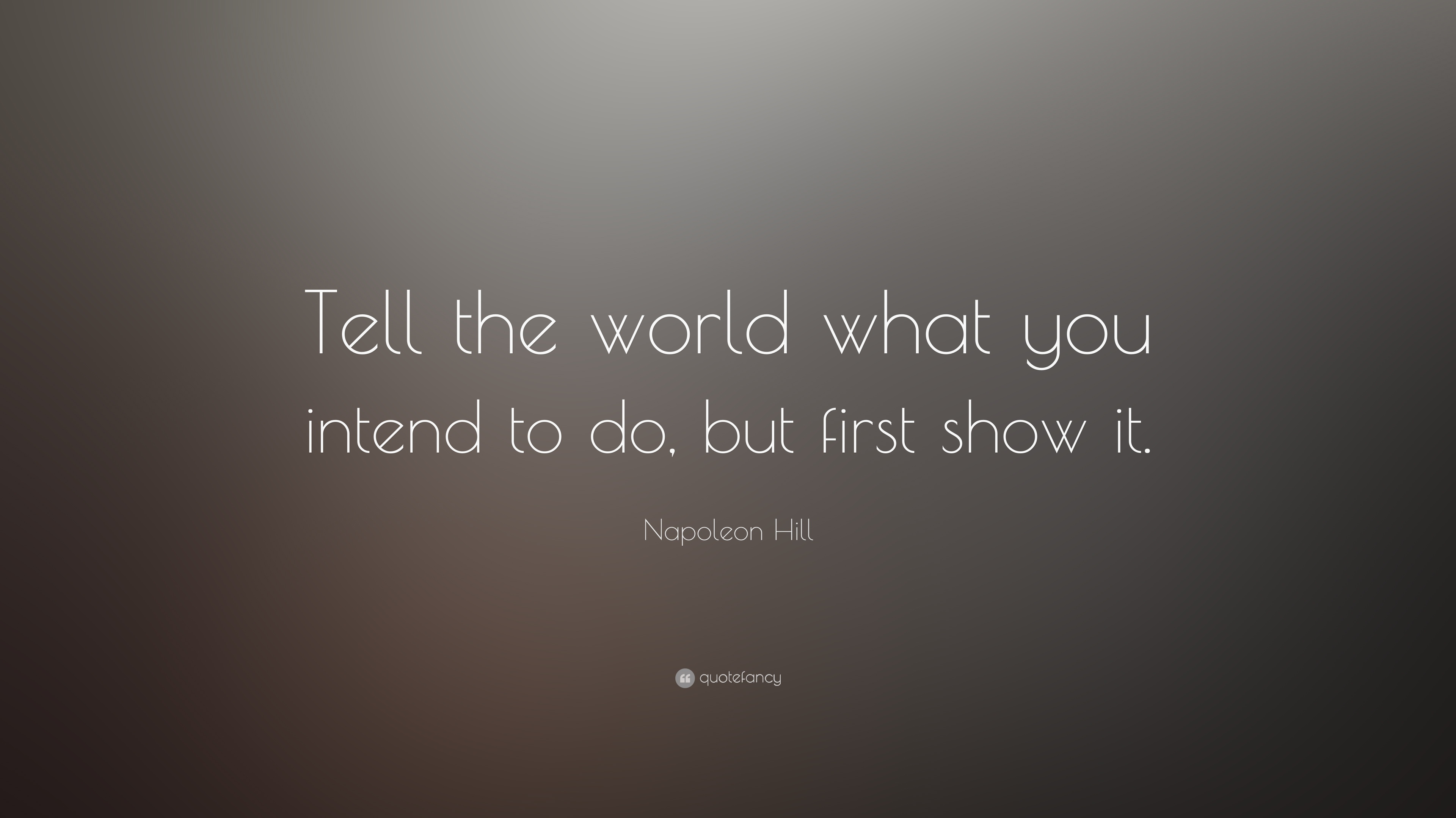 Business Quotes Wallpapers For Desktop Motivational Success Napoleon Hill Quotes 25 Wallpapers Quotefancy