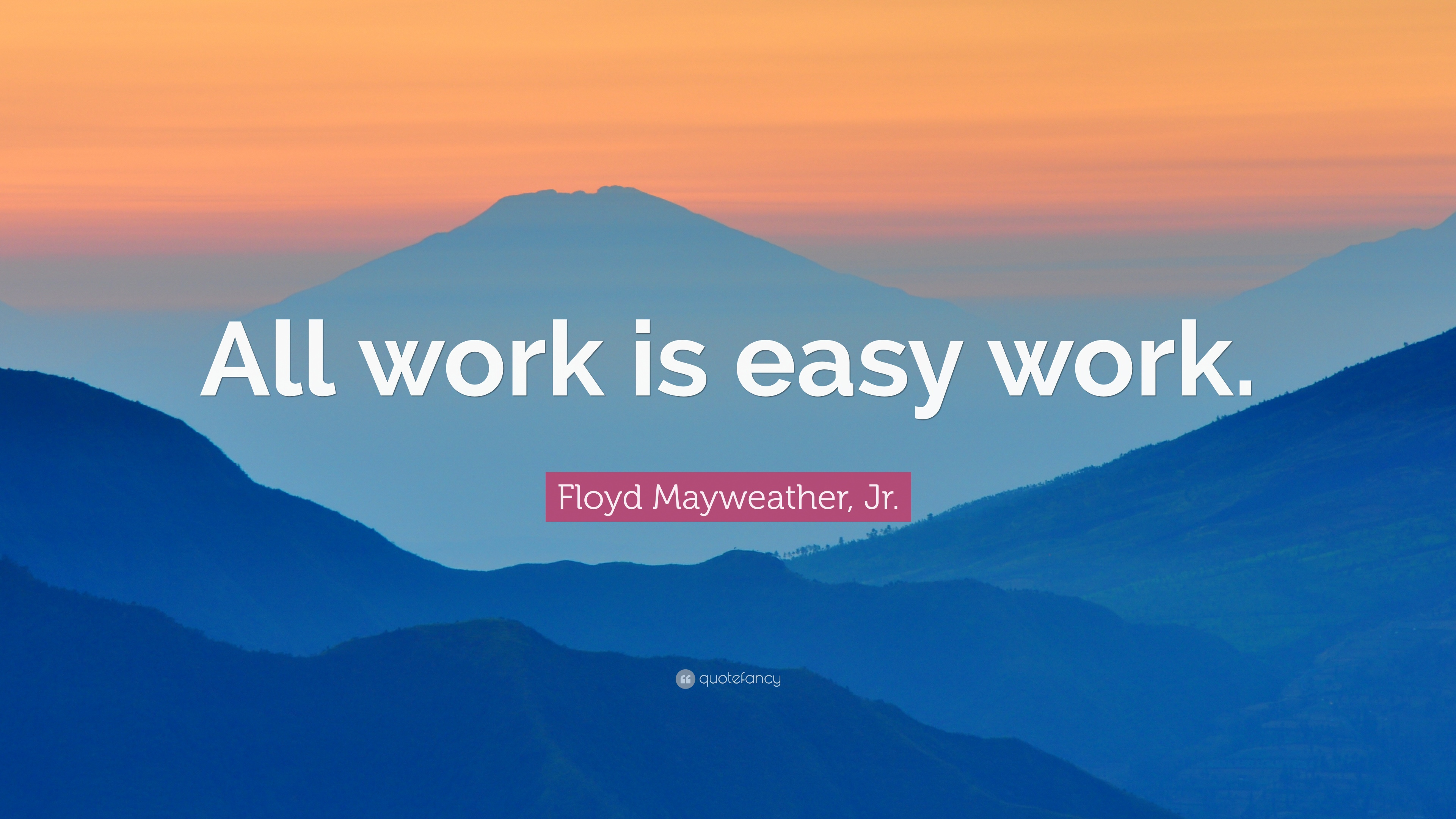 floyd mayweather jr quote