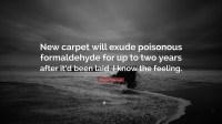 formaldehyde carpet   www.stkittsvilla.com