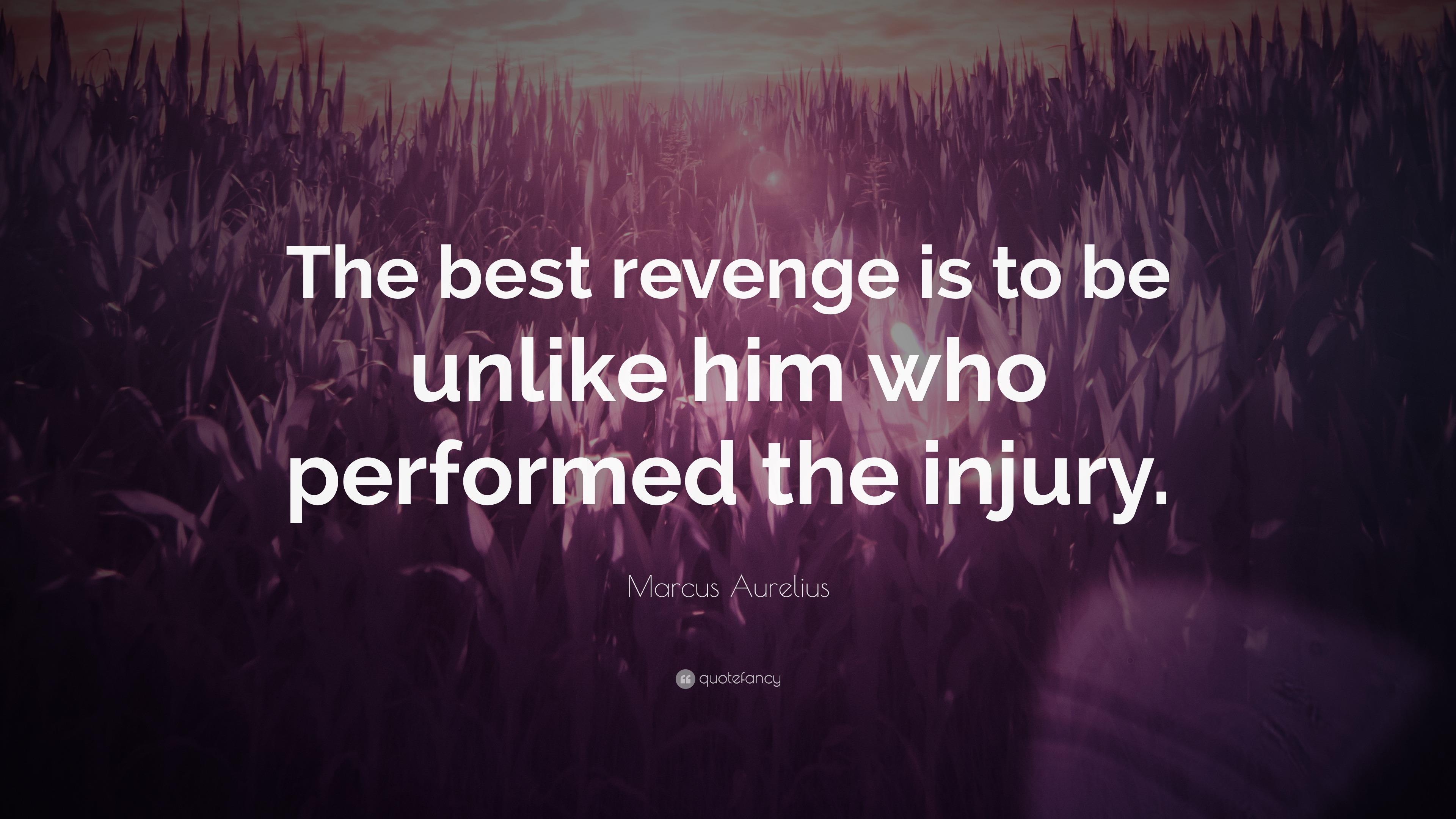 Dalai Lama Wallpaper Quotes Marcus Aurelius Quote The Best Revenge Is To Be Unlike