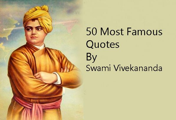 famous swami vivekananda quotes about success and spirituality
