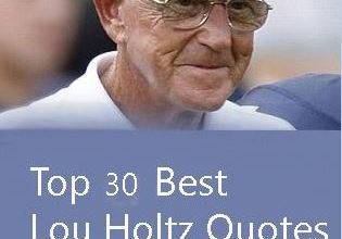 Best lou holtz quotes with images pics pictures