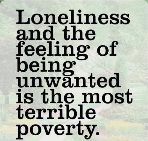 loneliness brainy quotes