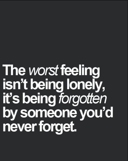 loneliness quotes english