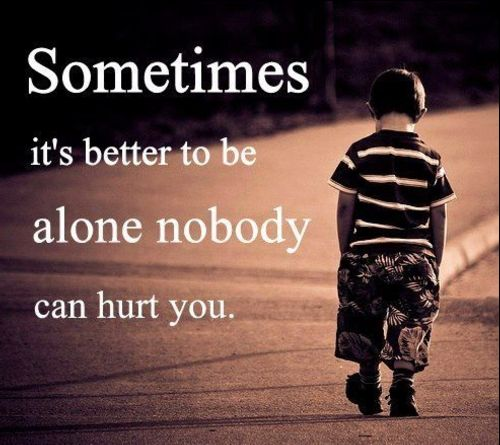 loneliness quotes and pictures