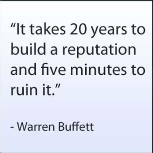 warren buffett quotes on education