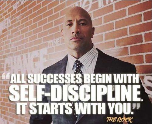daily discipline quotes