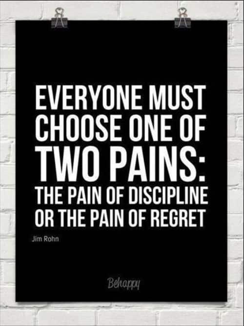 discipline and punish quotes