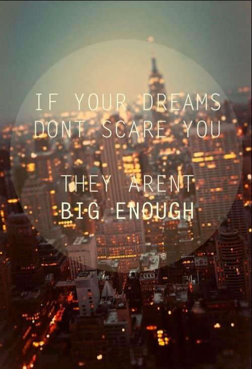 dream and goals quotes