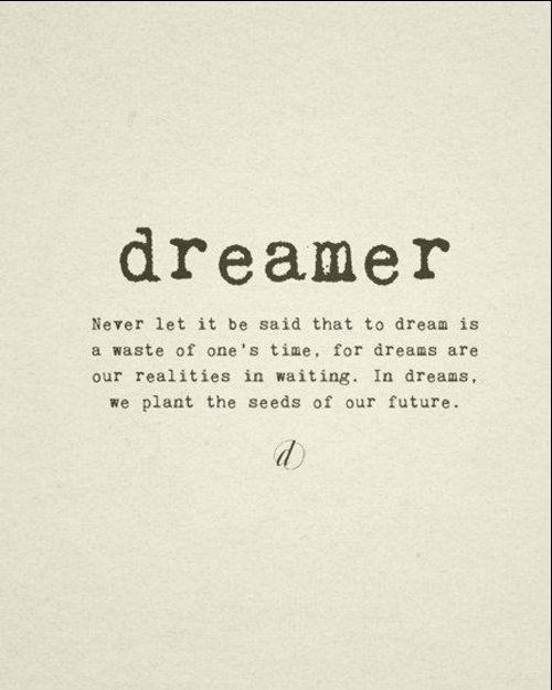 dream quotes images