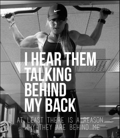 inspirational gym quotes