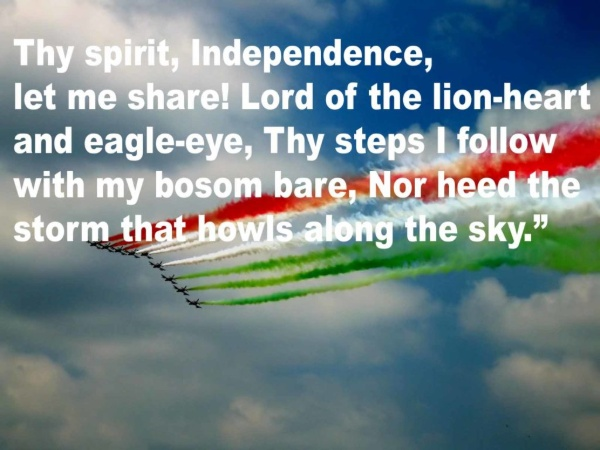 independence day wishes 2021