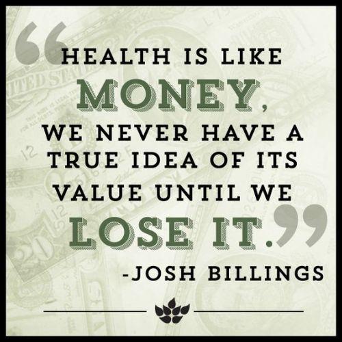 health quotes by mahatma gandhi